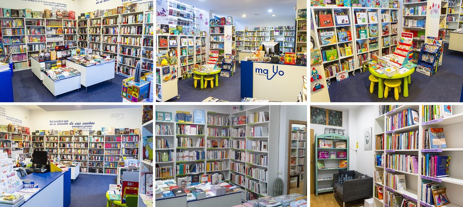 Librería Mayo